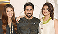 Special screening of Bareilly Ki Barfi at Yashraj Studio