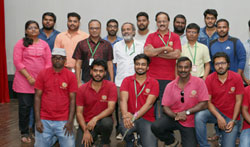BOFTA Institute students @ 14th Chennai International Film Festival - Pictures