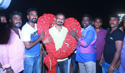 Inauguration of Brindavanam Koppai Cricket Tournament - Pictures