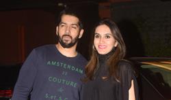 Celebs grace Arpita Khan Sharma's bash - Pictures