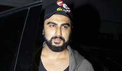 Arjun Kapoor celebrate the opening weekend success of their film Half Girlfriend - Pictures