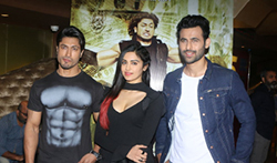 Trailer launch of film Commando 2 - Pictures