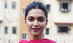 Deepika Padukone promotes 'Padmavati' in Mumbai - Pictures