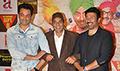 Dharmendra, Sunny Deol, Bobby Deol and Shreyas Talpade launch the trailer of Poster Boys