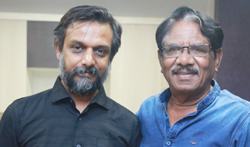 Director Bharathiraja Felicitated Thiru Murugan Gandhi  - Pictures