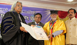 Doctorate To Director S A Chandrasekhar - Pictures