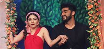 Team of Mubarakan promotes their film on The Drama Company