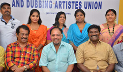 Television Artistes and Dubbing Artistes Union Meet - Pictures