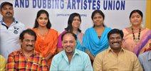 Television Artistes and Dubbing Artistes Union Meet