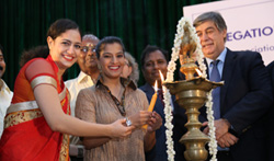 Inauguration of 22nd European Union Film Festival in India - Pictures