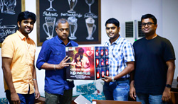 Director Gautham Menon Launched Mathiyaal Vell Single Track - Pictures