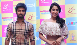 Gemini Ganeshanum Suruli Raajanum Audio Launch  - Pictures