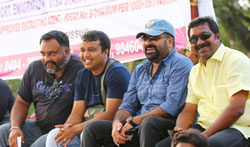 Georgettan's Pooram Location Stills - Pictures