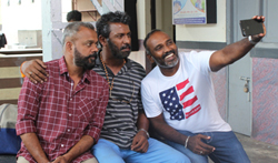 Goli Soda 2 Working Stills - Pictures