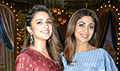 Golmaal Again promoted on sets of Shilpa Shetty's Aunty Boli Lagao Boli