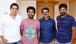 GV Prakash Kumar in Director Sukumar's Film - Pictures