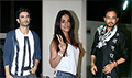 Sushant Singh Rajput and others snapped at the screening of Hindi Medium