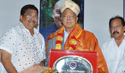 Honouring legends of the Film Industry at the AGM - Pictures