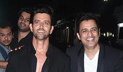 Hrithik Roshan, Vaani Kapoor and Ayushmann Khurrana snapped at Aditya Birla Awards ceremony in Mumbai  - Pictures