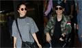 Injured Kangana and Shraddha Kapoor snapped at the airport