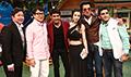 Jackie Chan and Sonu Sood on The Kapil Sharma Show
