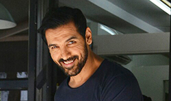 John Abraham snapped with his dog post visiting a Veterinary clinic in Bandra - Pictures