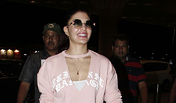 Judwaa 2 cast snapped at the airport - Pictures