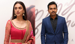 Kaatru Veliyidai Movie Audio Launch - Pictures