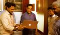 Actor Kamal Haasan launched Padaiveeran Single Track
