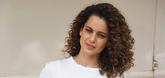 Kangna Rananut snapped promoting her film Simran