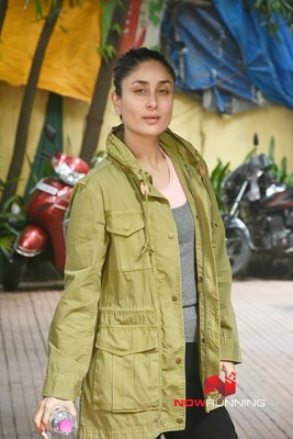 Kareena Kapoor Khan spotted outsider her gym