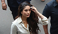 Kareena Kapoor Khan shoots at Mumbai airport for Veere Di Wedding