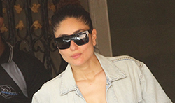 Kareena Kapoor Khan snapped at the gym - Pictures