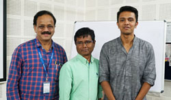 Master Class with Karthick Naren with BOFTA students - Pictures