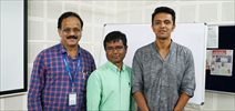 Master Class with Karthick Naren with BOFTA students
