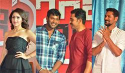 Karuppu Raja Vellai Raja Movie Press Meet - Pictures
