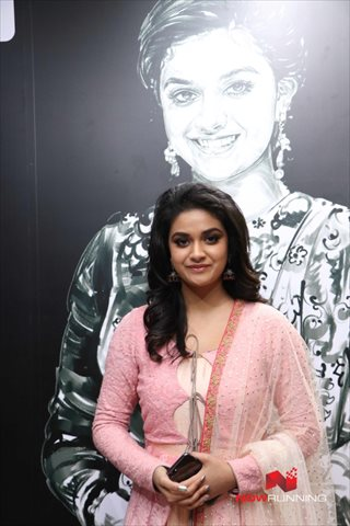 Picture 3 of Keerthi Suresh
