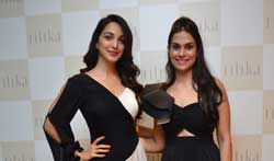Kiara Advani at Ritika Bharwani AW 2017 collection preview - Pictures