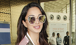 Kiara Advani snapped at the airport - Pictures
