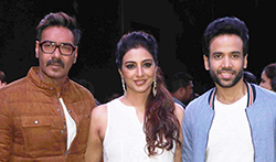 Promotion of 'Golmaal Again' and 'Bhoomi' on the sets of Khatron Ke Khiladi - Pictures