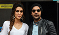 Kriti Sanon, Ayushmann Khurrana and Rajkummar Rao grace Bareilly Ki Barfi promotions