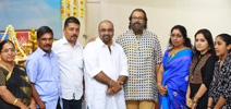 Kuthirappavan Movie Pooja