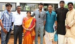 Kuttanpillayude Sivarathri Movie Pooja - Pictures
