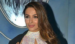 Malaika Arora at the shoot of India's Next Top Model - Pictures