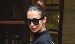 Malaika Arora snapped post gym - Pictures