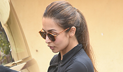 Malaika Arora snapped at the gym - Pictures