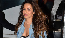 Malaika Arora snapped post Ad shoot in Mumbai - Pictures