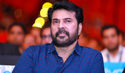 Mammootty at vivo phone launch - Pictures