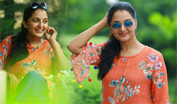 Manju Warrier Photo Shoot - Pictures
