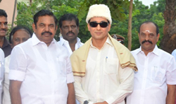 MGR Movie Pooja  - Pictures